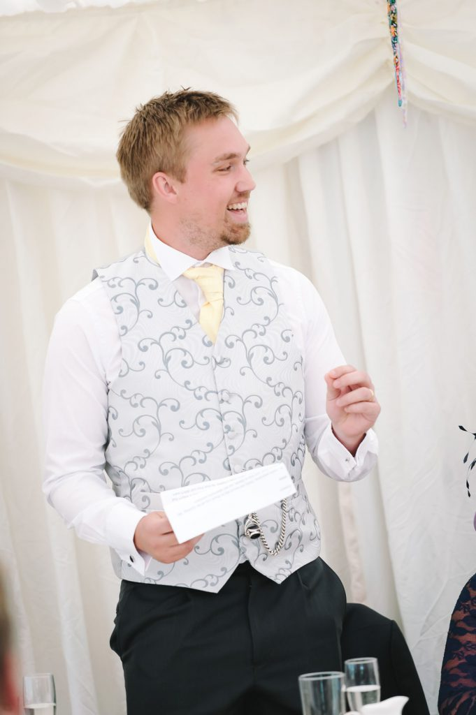 bestman reading speech