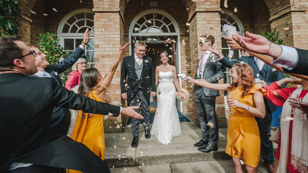 HEMSWELL COURT WEDDING | Maryam & James 30