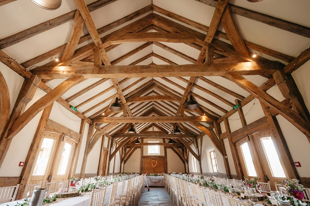 wedding barn conversion
