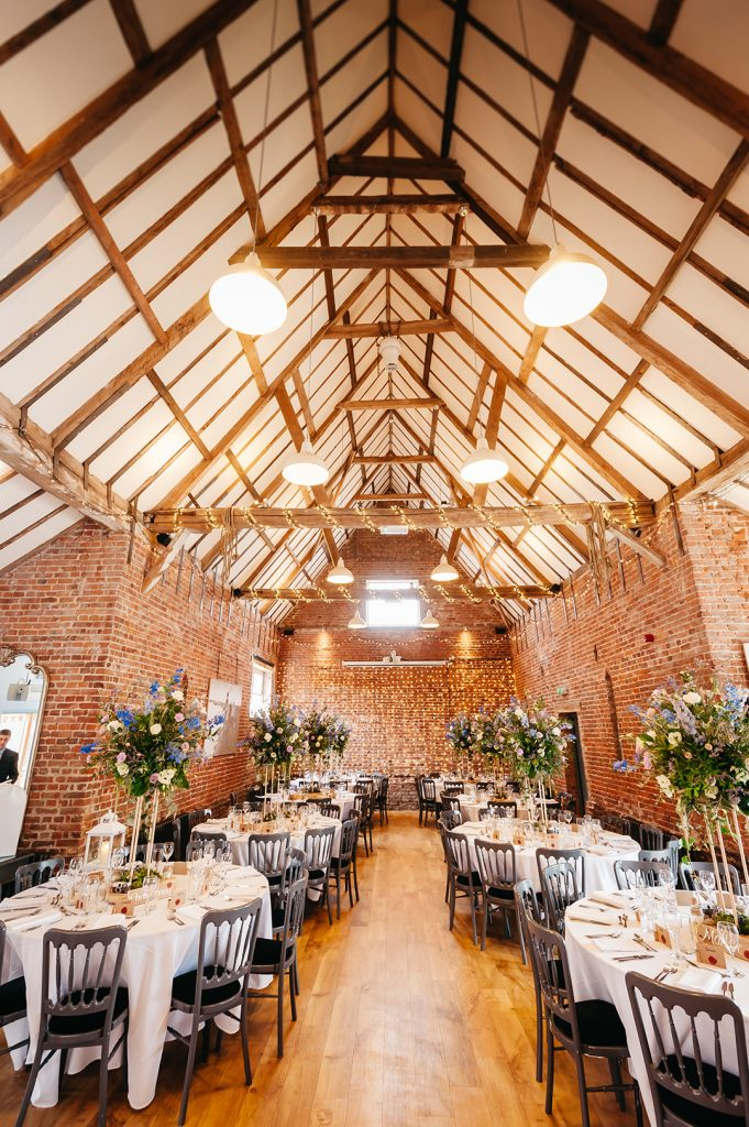 the granary barn wedding Boston venue