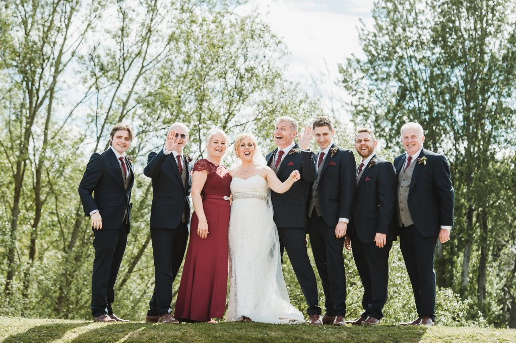 THE WEST MILL WEDDING | Alison & Dave 91