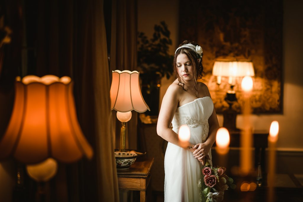 HEMSWELL COURT WEDDING | Styled Photoshoot 47