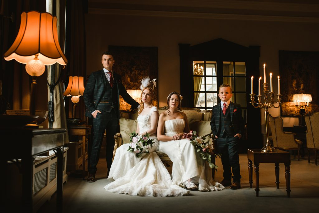 HEMSWELL COURT WEDDING | Styled Photoshoot 52