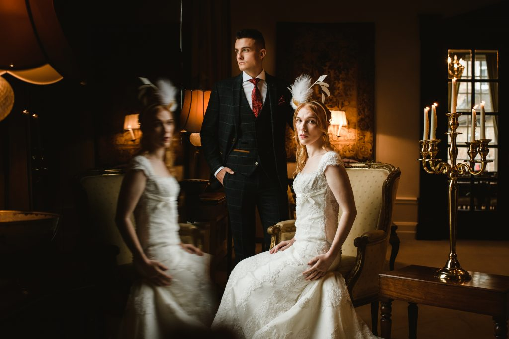 HEMSWELL COURT WEDDING | Styled Photoshoot 54