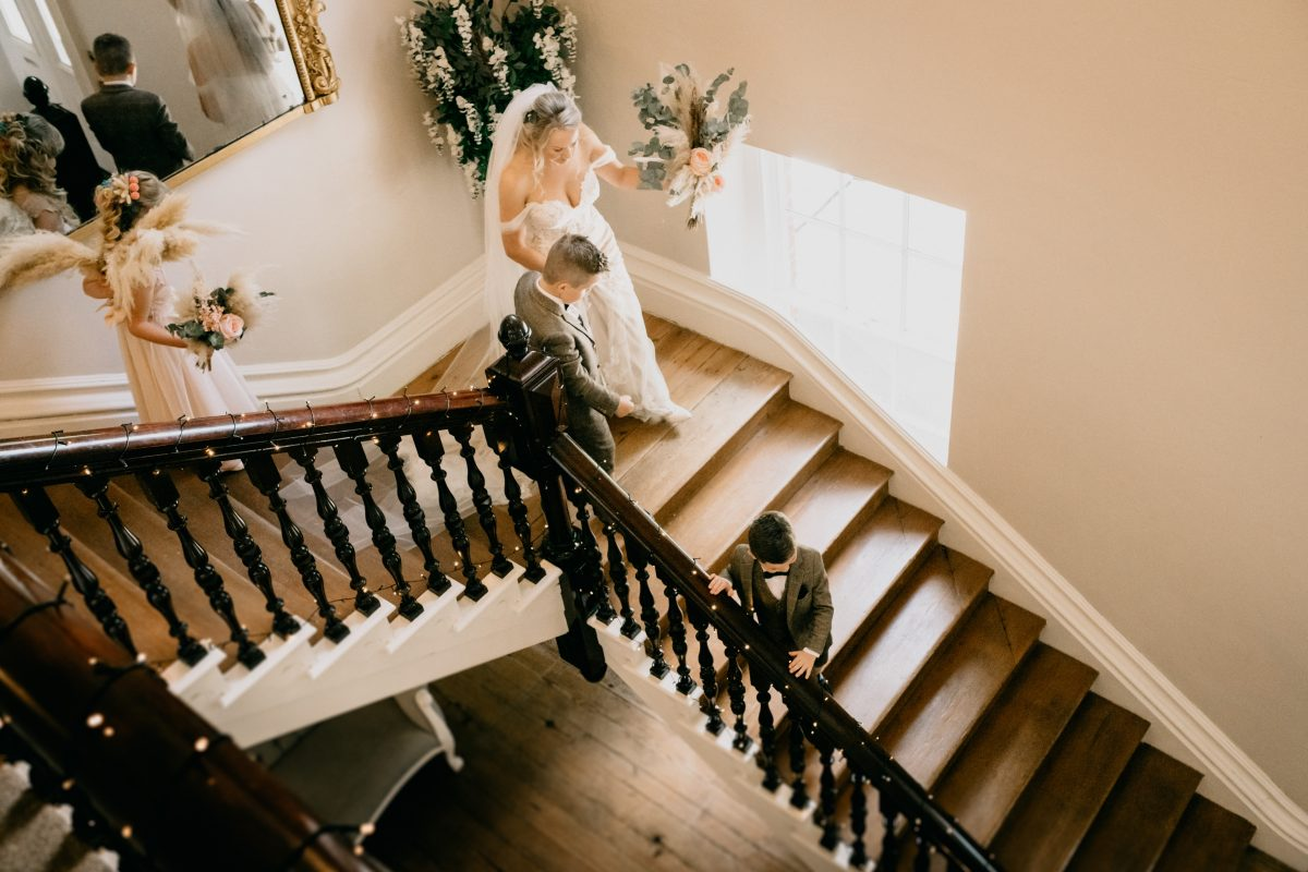 HIRST PRIORY WEDDING GUIDE 13