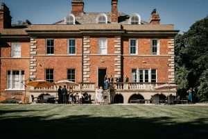 hirst priory wedding venue