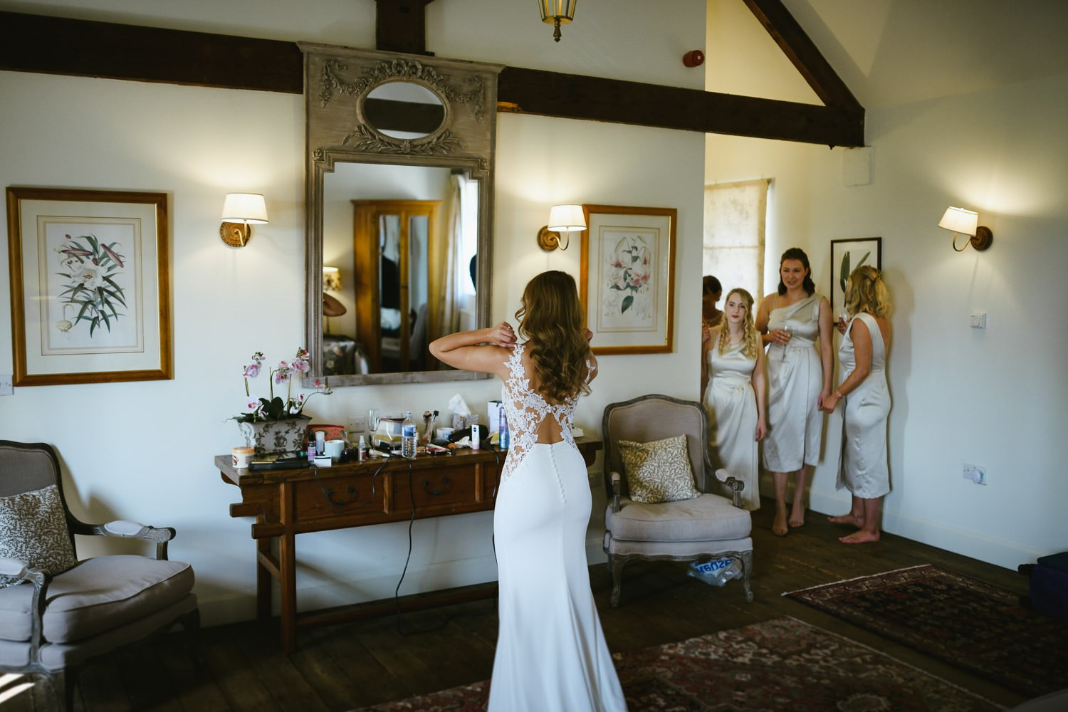 doddington hall wedding accommodation