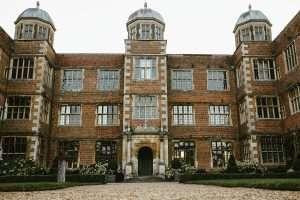 doddington hall wedding venue