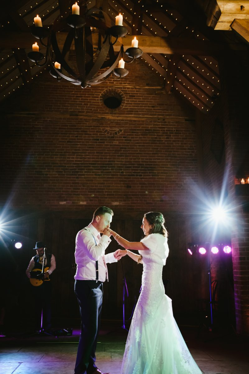 shustoke barn wedding dance